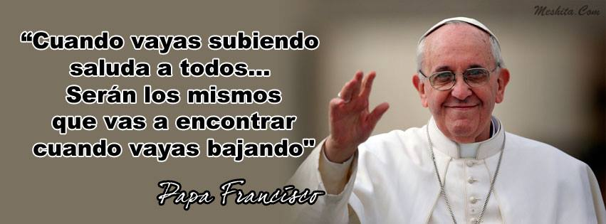 El Papa Francisco Lessons Tes Teach
